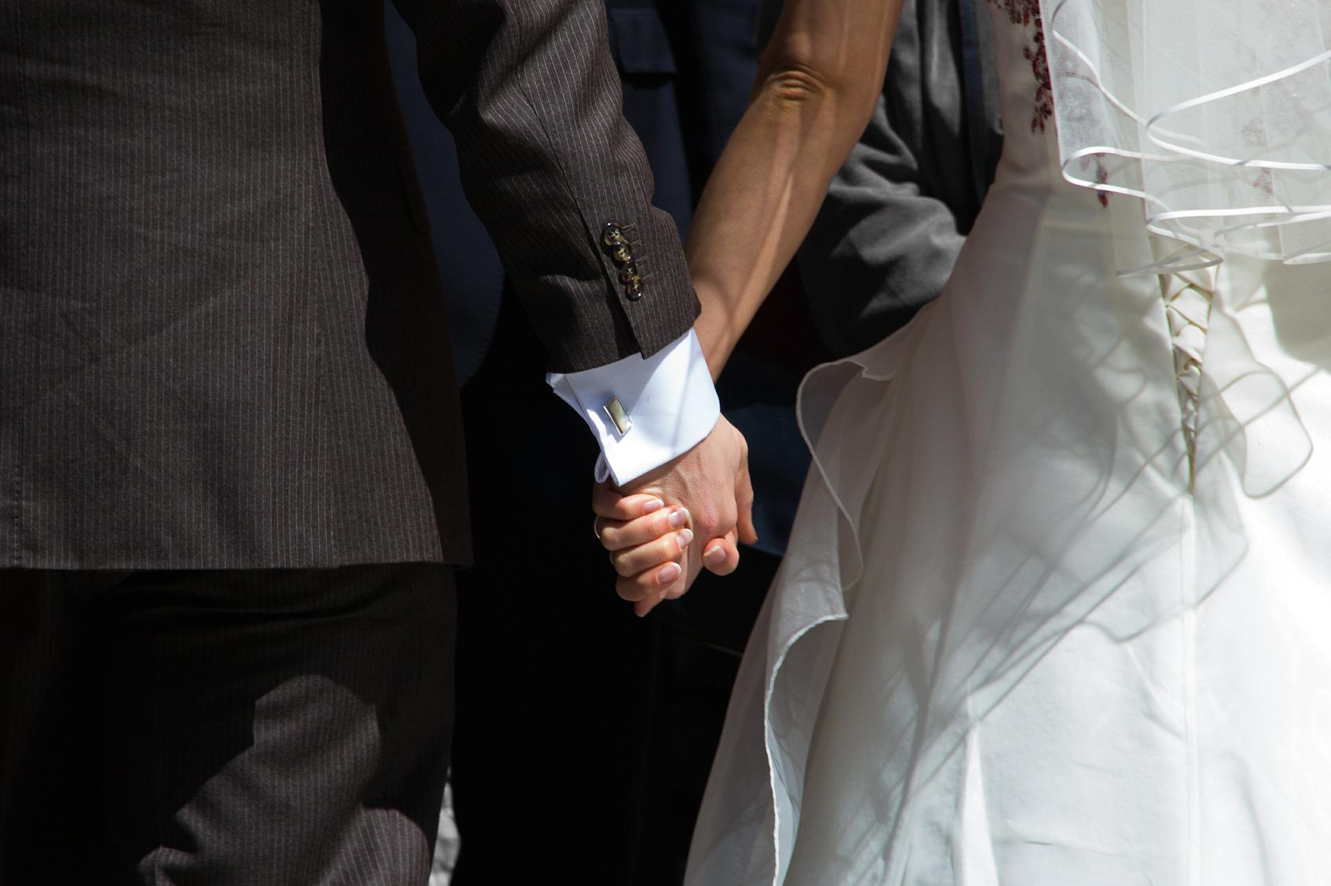 Beispielbild Heiraten